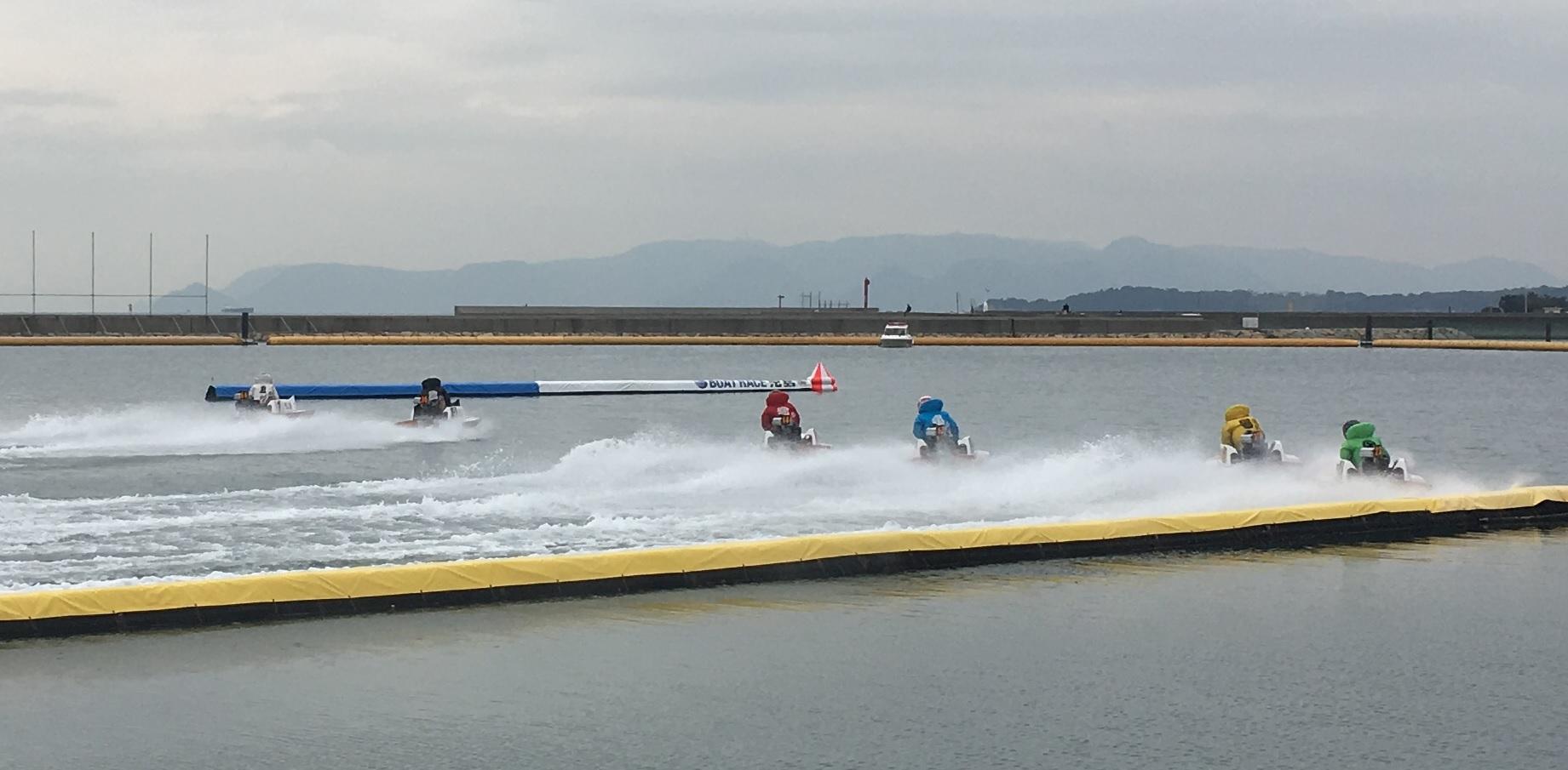ボート レース 桐生 リプレイ